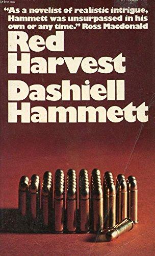 9780394718286: Red Harvest