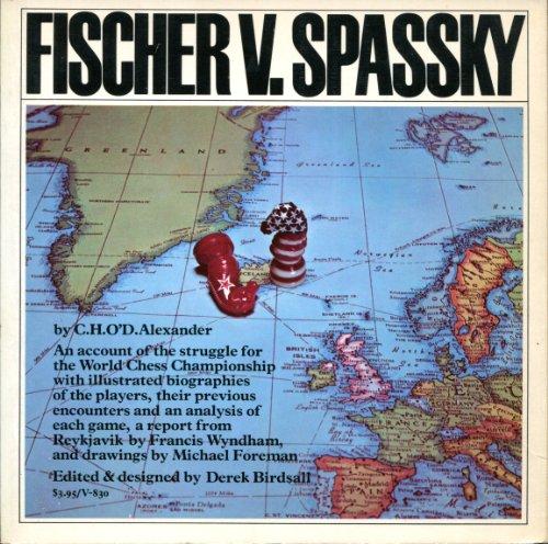 9780394718309: Fischer v. Spassky