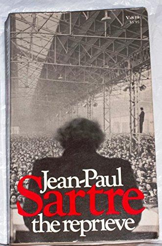 The Reprieve (V-839): Jean-Paul Sartre