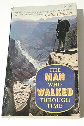 9780394718521: The Man Who Walked Through Time