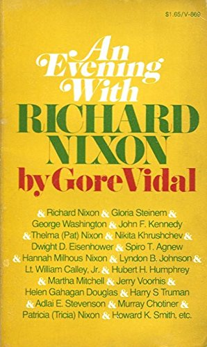 9780394718699: An evening with Richard Nixon,