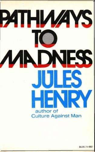 Pathways to Madness, V882: Henry, Jules