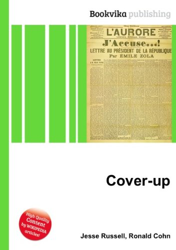9780394718866: Cover-up