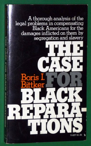 9780394718972: The case for Black reparations