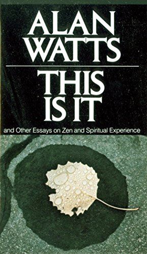 9780394719047: This Is It: and Other Essays on Zen and Spiritual Experience