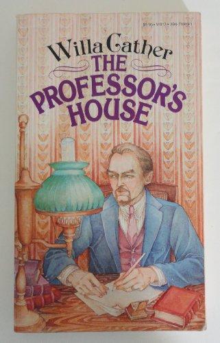 9780394719139: The Professor's House