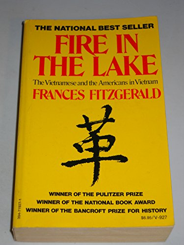 9780394719276: FIRE IN THE LAKE V927