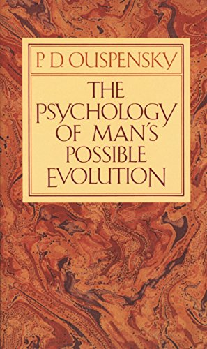 9780394719436: The Psychology of Man's Possible Evolution
