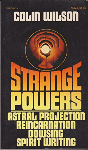 9780394719474: Title: Strange Powers