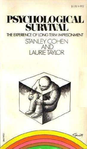 9780394719726: Psychological survival;: The experience of long-term imprisonment