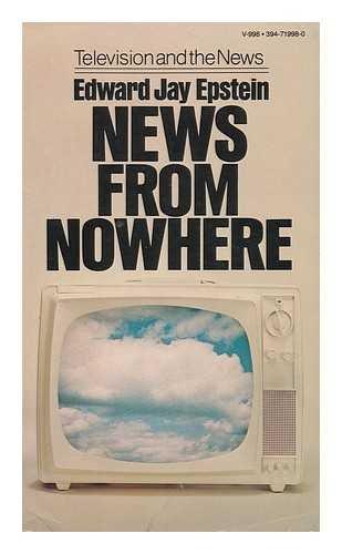 News from Nowhere V998: Epstein, Edward Jay