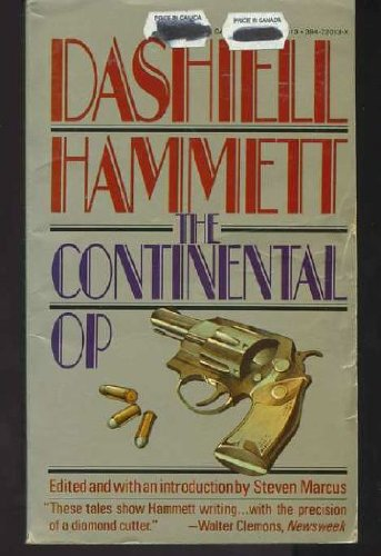 9780394720135: The Continental Op