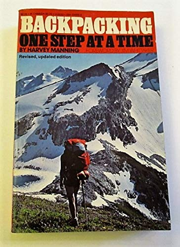 9780394720333: Backpacking, one step at a time