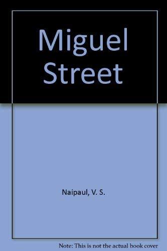9780394720654: Miguel Street