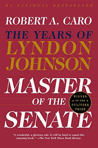 9780394720951: Master Of The Senate: The Years of Lyndon Johnson