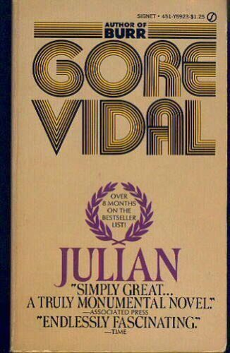 9780394721019: Julian: A Novel