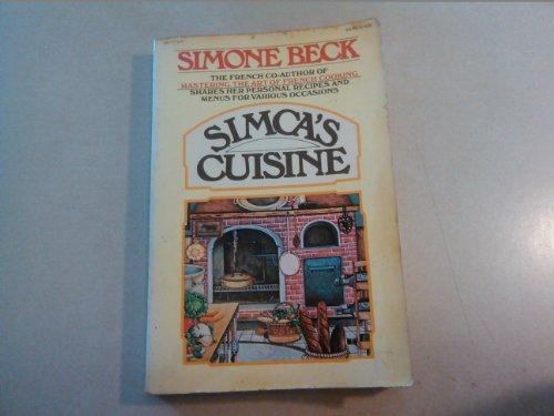 9780394721057: Simca's cuisine