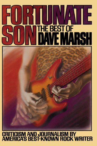 9780394721194: Fortunate Son: The Best of Dave Marsh