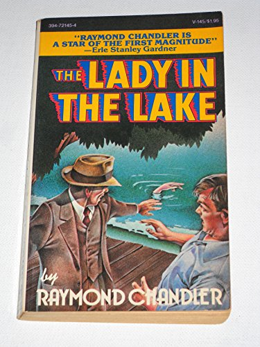9780394721453: Title: The Lady in the Lake Philip Marlowe Mysteries Vint