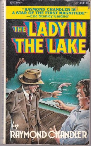9780394721453: The Lady in the Lake (Philip Marlowe Mysteries) (Vintage PB V-145)