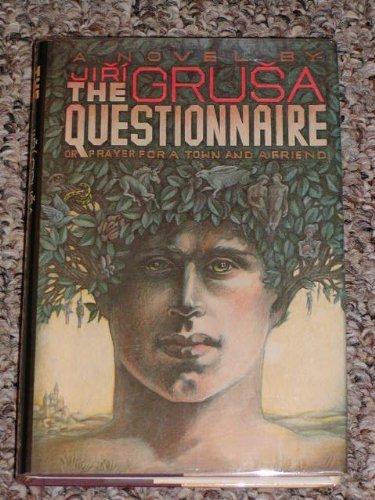 QUESTIONAIRE V212 (Aventura : the Vintage library: Grusa, Jiri
