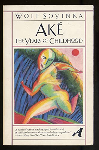 9780394722191: Ake: The Years of Childhood