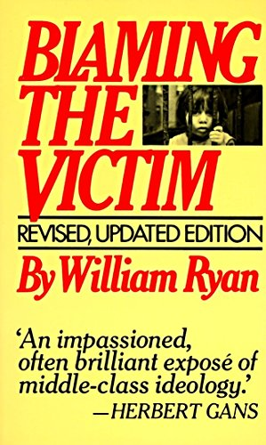 9780394722269: Blaming the Victim