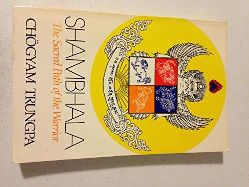 9780394723297: SHAMBHALA: SACRED PATH