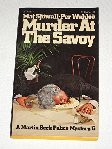 9780394723426: Murder at the Savoy