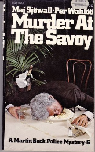 9780394723426: Murder at the Savoy (A Martin Beck Police Mystery)
