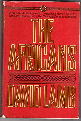 The Africans (Vintage Books)