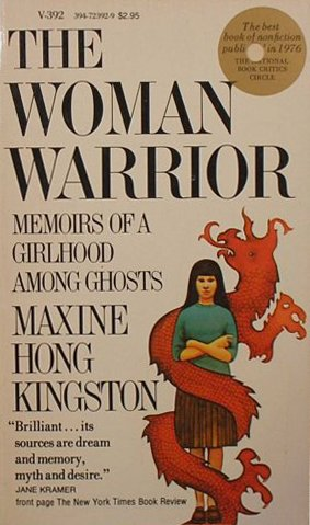 9780394723921: The Woman Warrior: Memoirs of a Girlhood among Ghosts