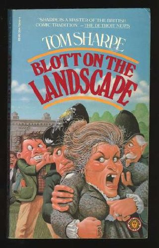 9780394724195: Blott on the Landscape