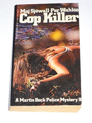 9780394724447: Cop Killer (A Martin Beck Police Mystery, No. 9)