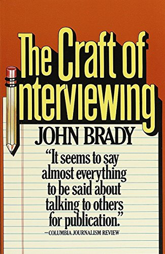 9780394724690: The Craft of Interviewing