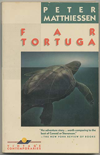 Far Tortuga By Peter Matthiessen Vintage 9780394724782 Irish
