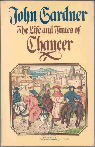 9780394725000: The Life and Times of Chaucer