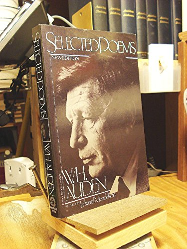 9780394725062: W. H. Auden: Selected Poems (New Edition)
