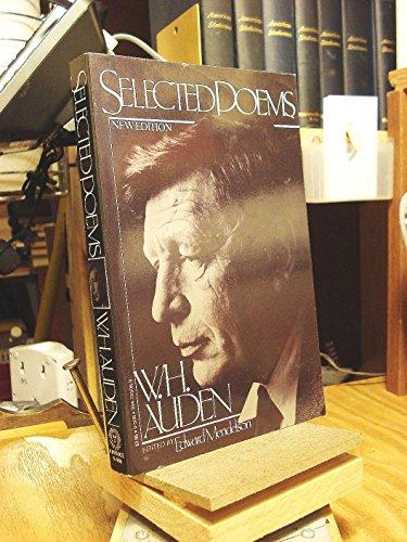 9780394725062: W. H. Auden Selected Poem