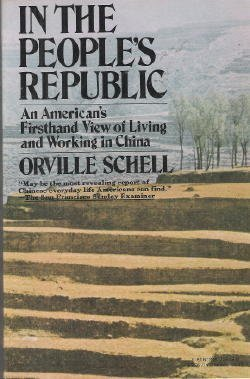 9780394725185: In the People's Republic: An American's first-hand view of living and working in China
