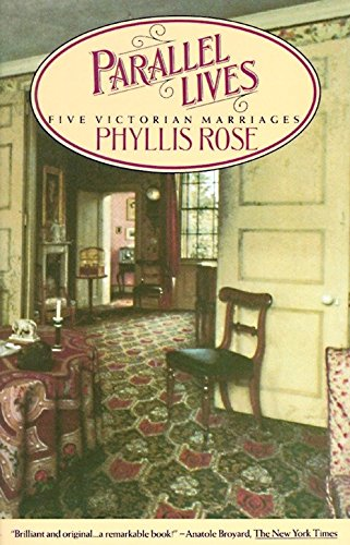 9780394725802: Parallel Lives: Vintage Books Edition: Five Victorian Marriages