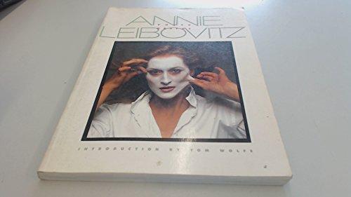 9780394725970: Photographs: Annie Leibovitz