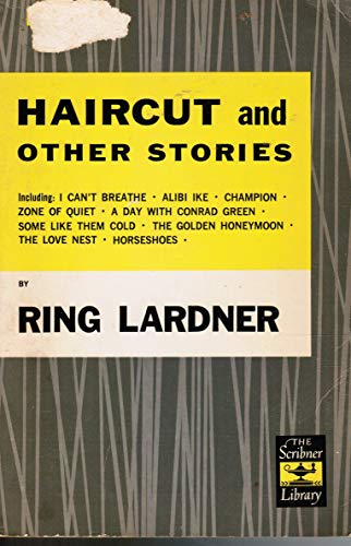 9780394726106: Haircut and Other Stories