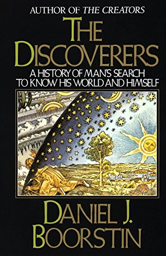 9780394726250: History of Man's Search to Know His World and Himself