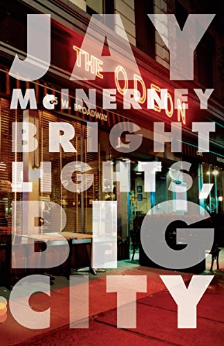 9780394726410: Bright Lights, Big City (Alfred A. Knopf)