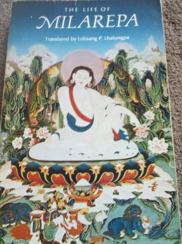 9780394726960: The Life of Milarepa