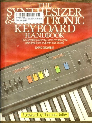 The Synthesizer & Electronic Keyboard Handbook: Crombie, David