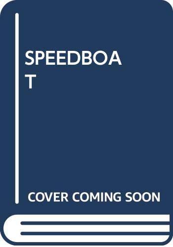 9780394727530: Speedboat