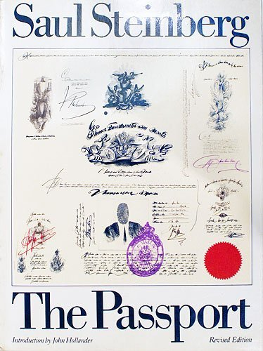 The passport: Saul Steinberg