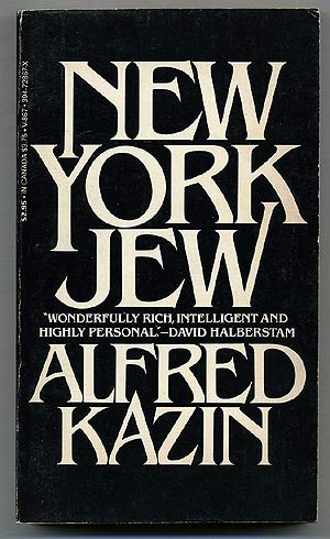9780394728674: New York Jew